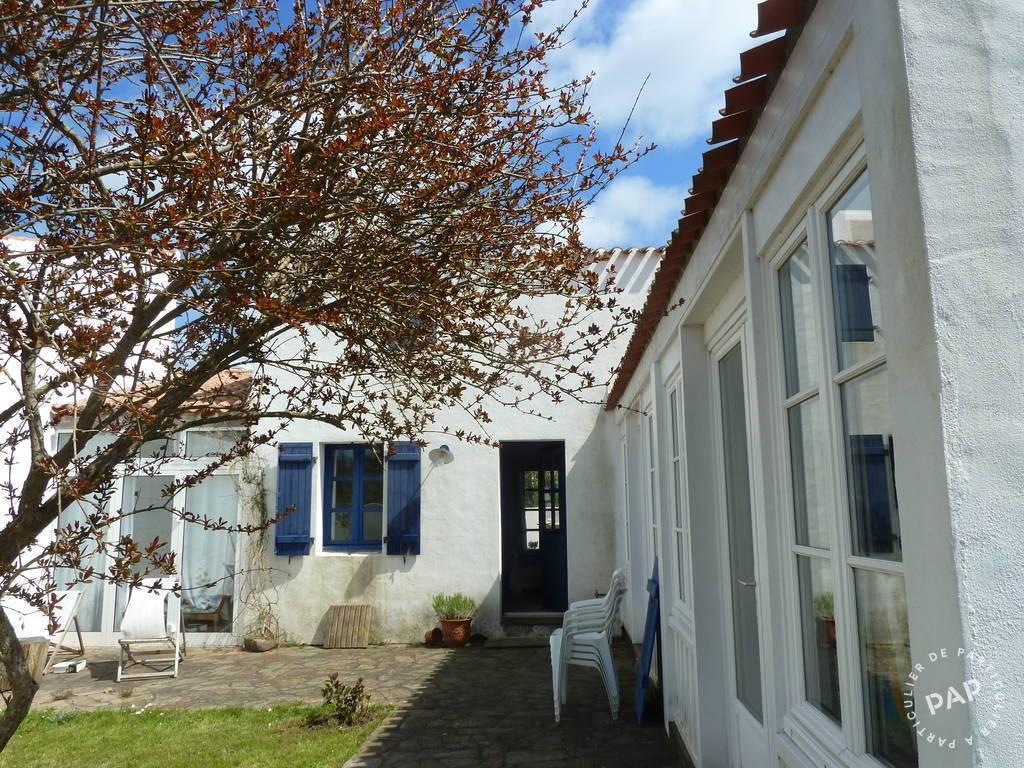Location maison ile d 39 yeu 10 personnes ref 206803673 particulier p - Location ile d yeu maison ...