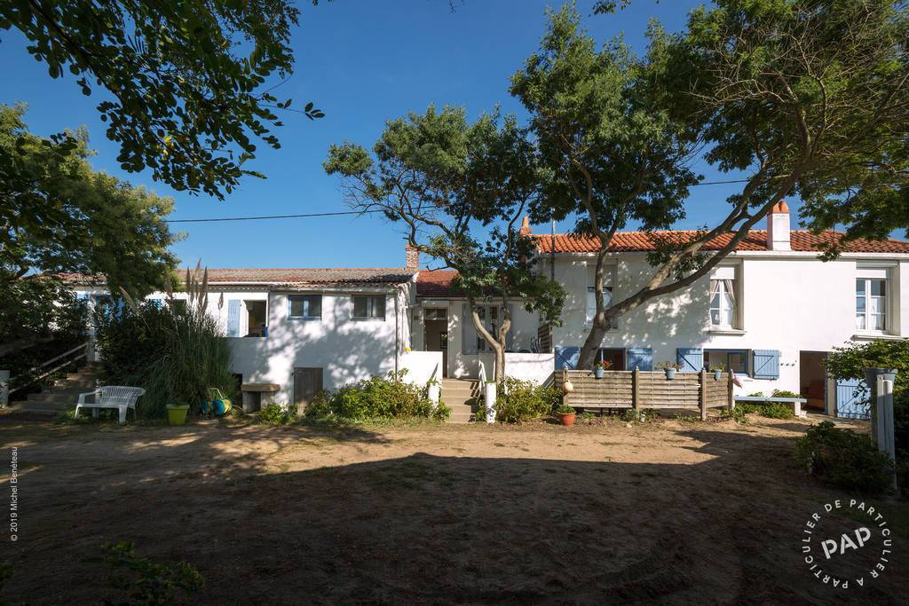 immobilier  Noirmoutier
