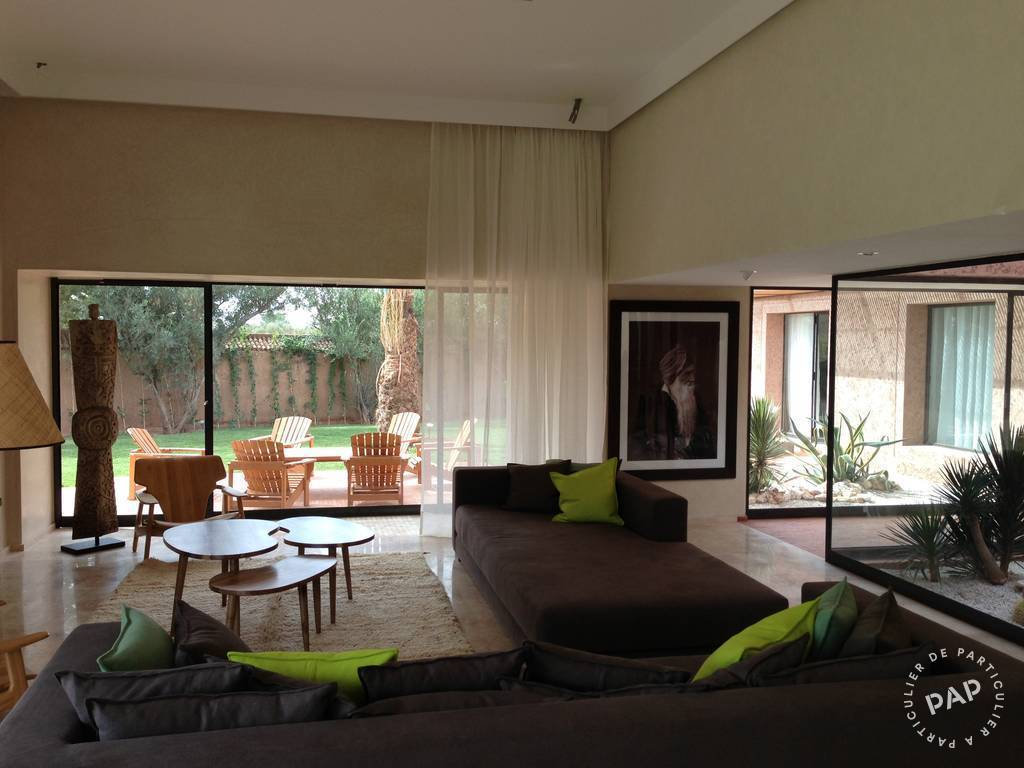 immobilier  Marrakech