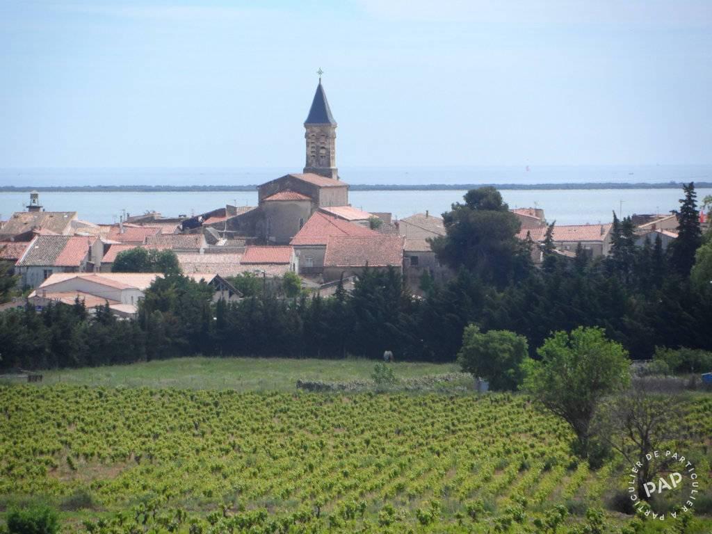 immobilier  15 Mn Sete Et Montpellier