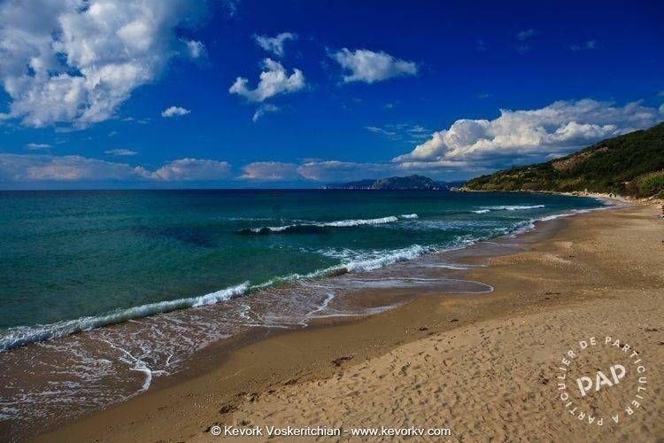 immobilier  Agios Matheos Corfou