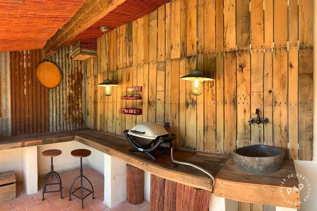 immobilier  Saignon, Provence