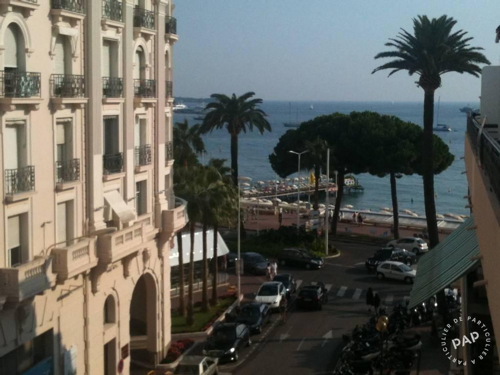 immobilier  Cannes - La Croisette