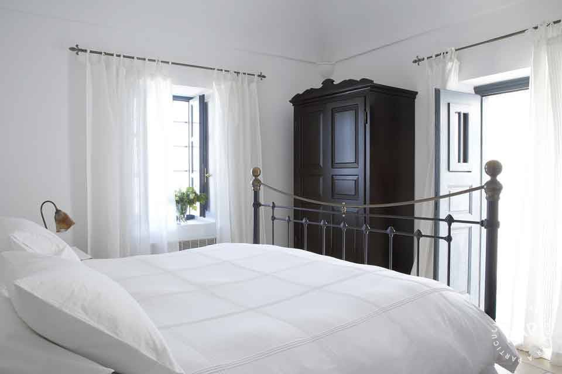immobilier  Santorin