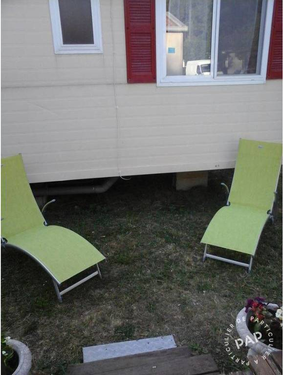 Mobil-home Largentiere (07)