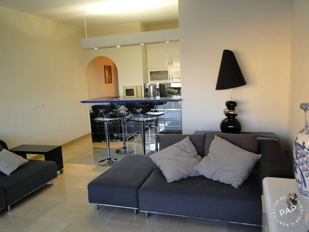 Appartement   Villeneuve-Loubet  Marina
