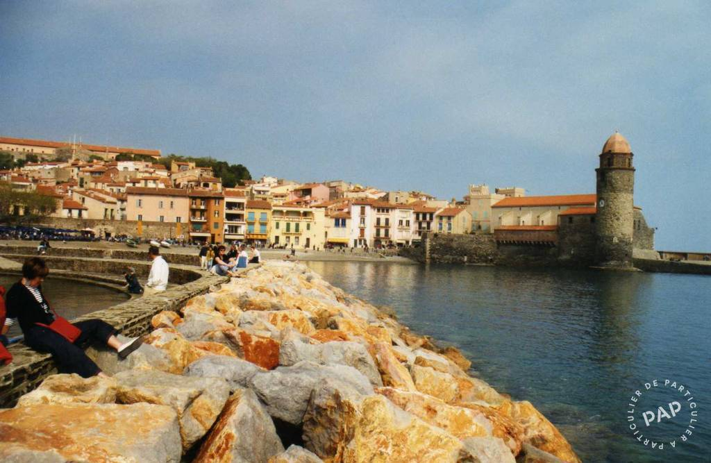 Immobilier Collioure