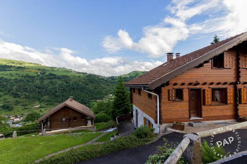 La Bresse - d�s 450 euros par semaine - 8 personnes