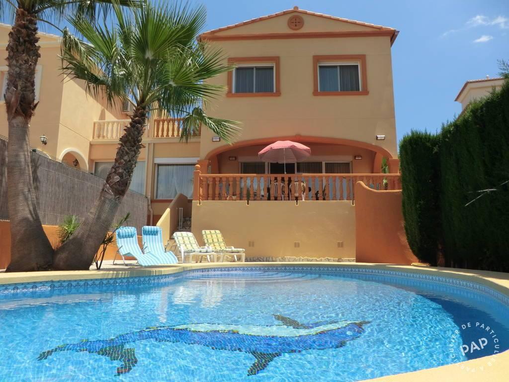 Villa Xarifa Calpe Costa Blanca - dès 795 euros par semaine - 6 personnes