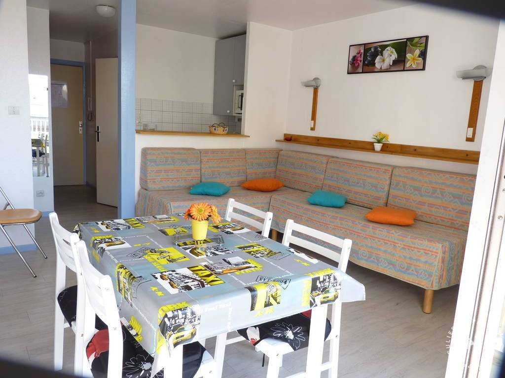 Cap Agde - dès 210euros par semaine - 4personnes