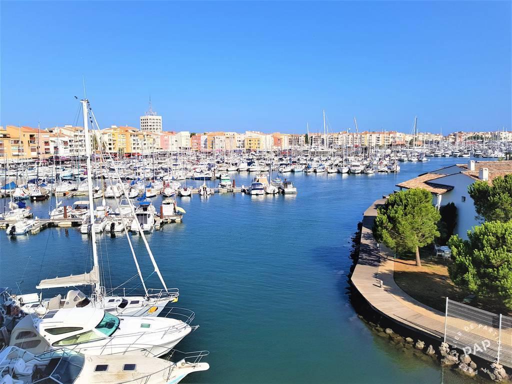 Cap D'agde - dès 490 euros par semaine - 5 personnes
