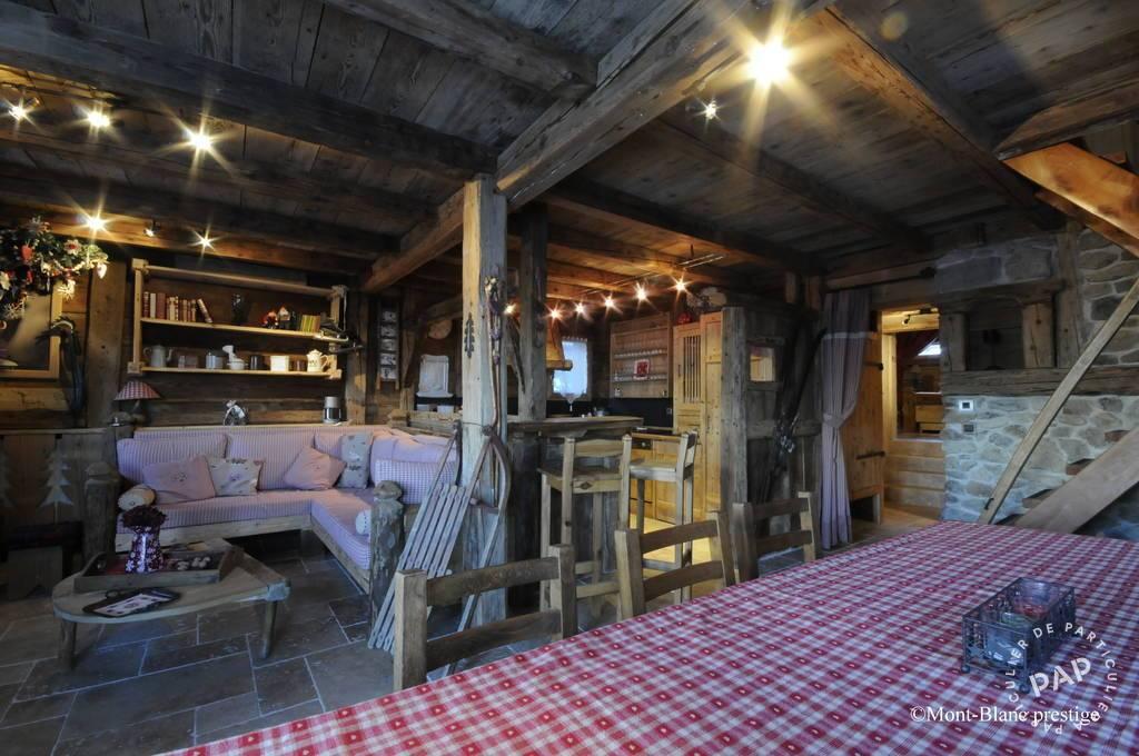 Saint-gervais Mont-blanc - dès 920euros par semaine - 6personnes