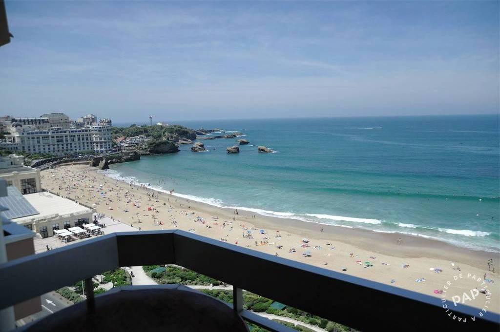 Biarritz - dès 390 euros par semaine - 2 personnes