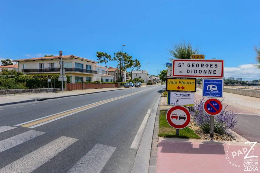 immobilier  Saint Georges De Didonne
