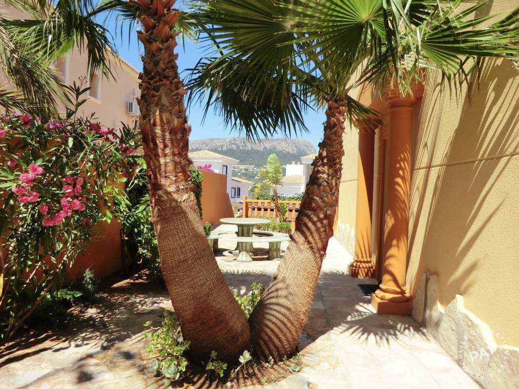 Maison Villa Xarifa, Calpe,costa Blanca