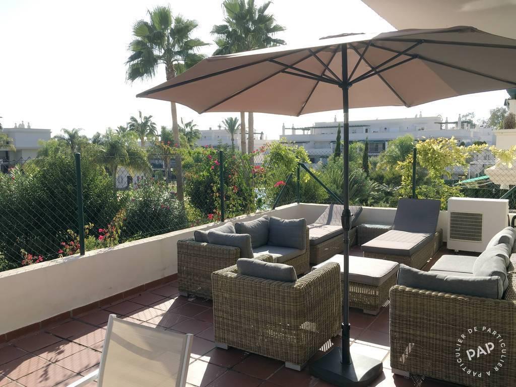 Location appartement marbella 6 personnes d s 980 euros - Superbe residence privee house in rubi en espagne ...