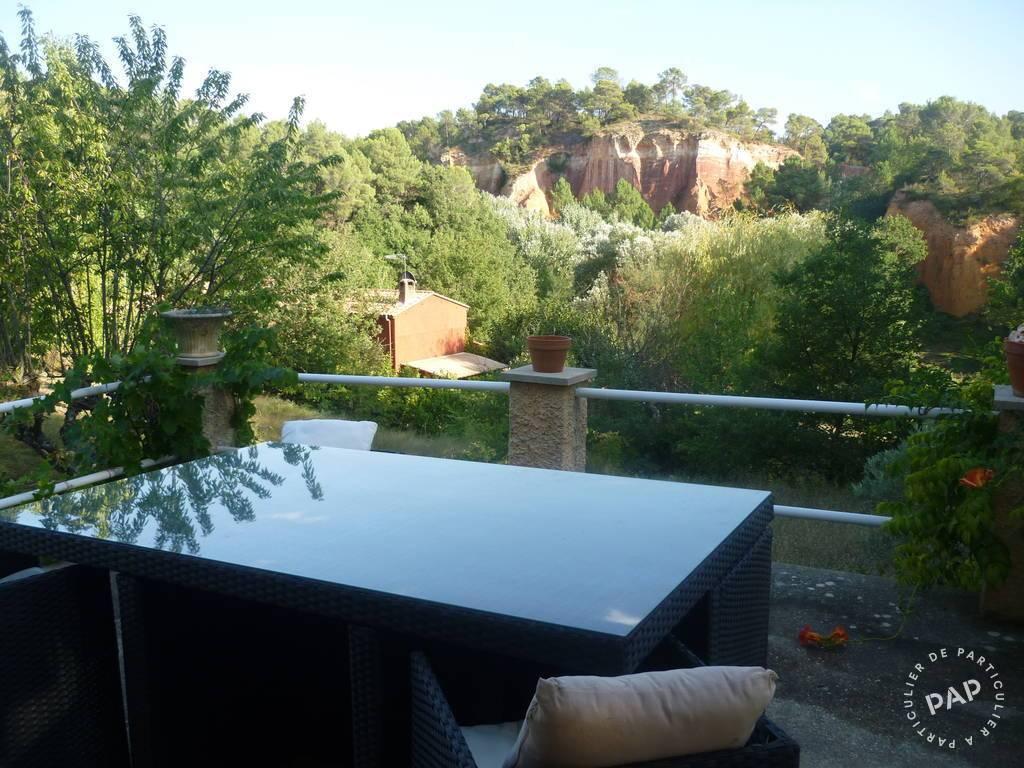 Roussillon - dès 490 euros par semaine - 4 personnes