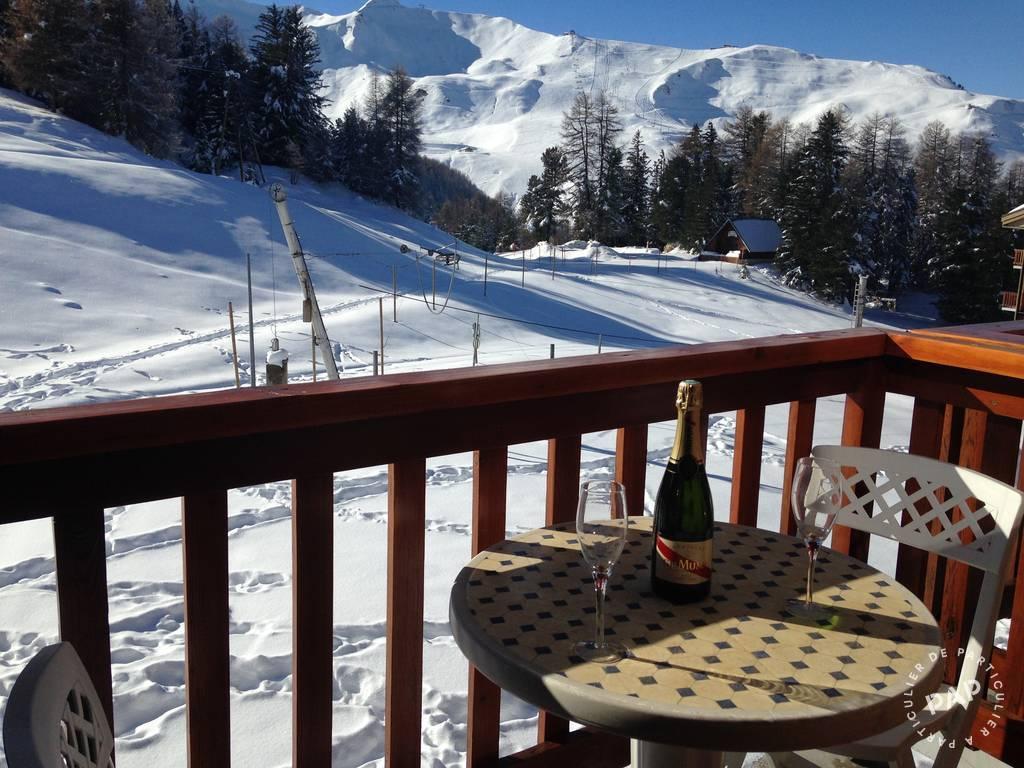 Plagne Village 2.050m - dès 180 euros par semaine - 4 personnes