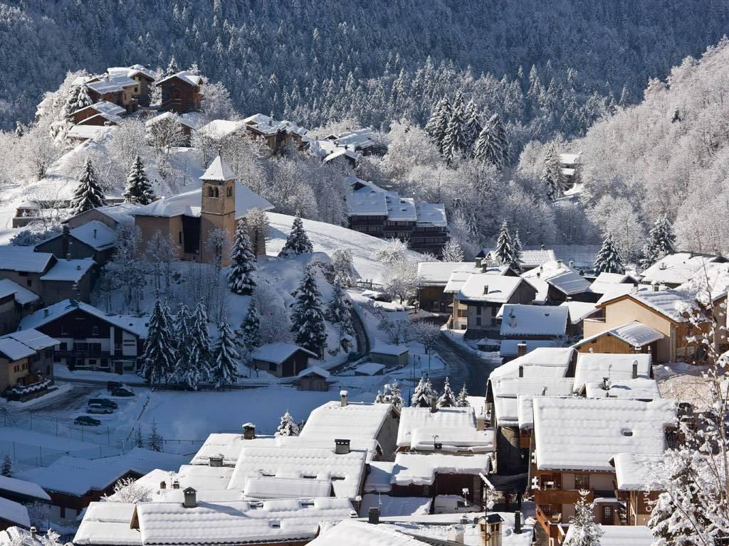 Champagny En Vanoise (la Plagne) - dès 380 euros par semaine - 4 personnes