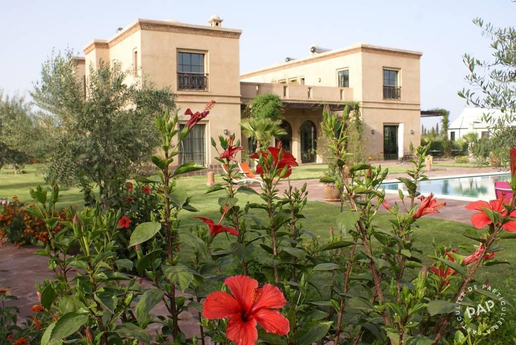 Marrakech - dès 2.660 euros par semaine - 10 personnes