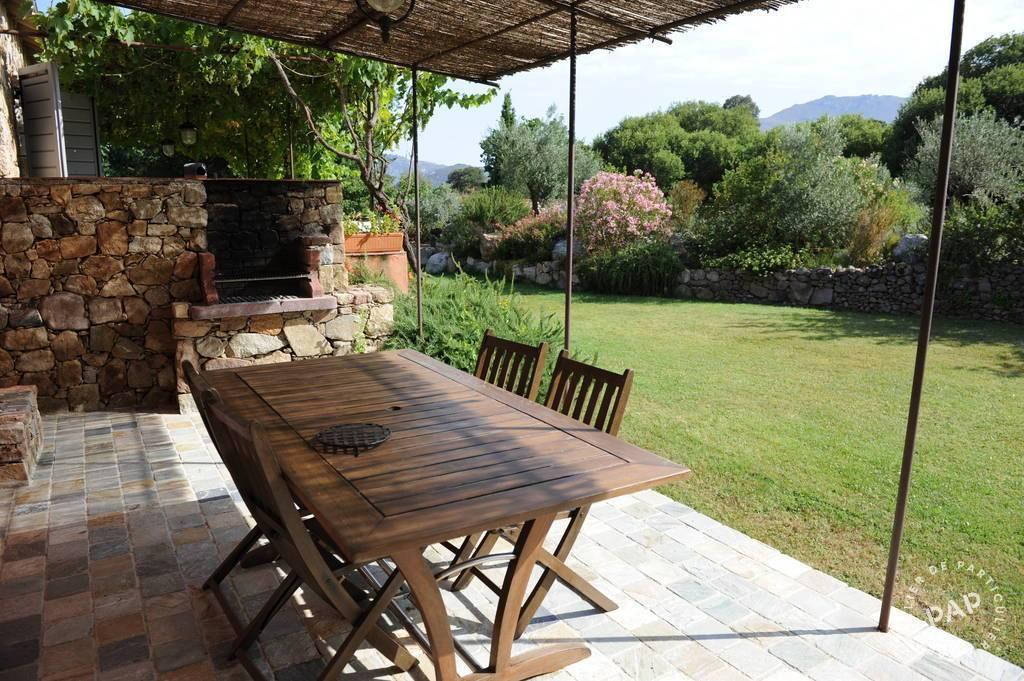 Calenzana - dès 550 euros par semaine - 4 personnes