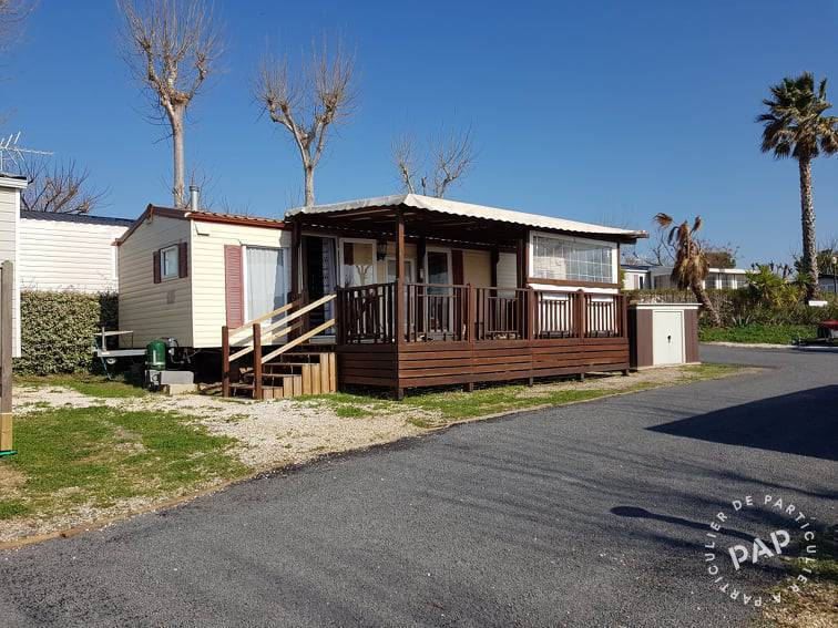 Mobil-home Valras Plage