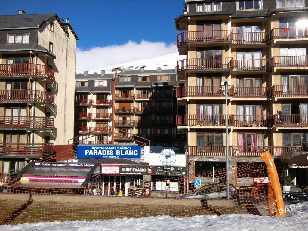 Pas De La Case Andorre - dès 180 euros par semaine - 5 personnes