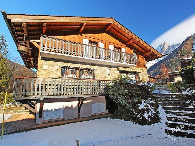 Chamonix Mont-blanc - dès 2.680euros par semaine - 10personnes