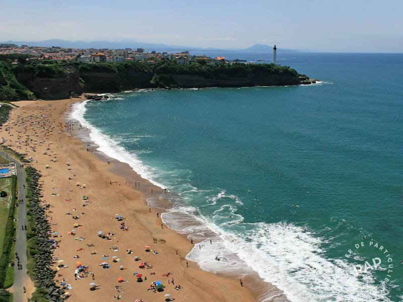 Biarritz - dès 475 euros par semaine - 6 personnes