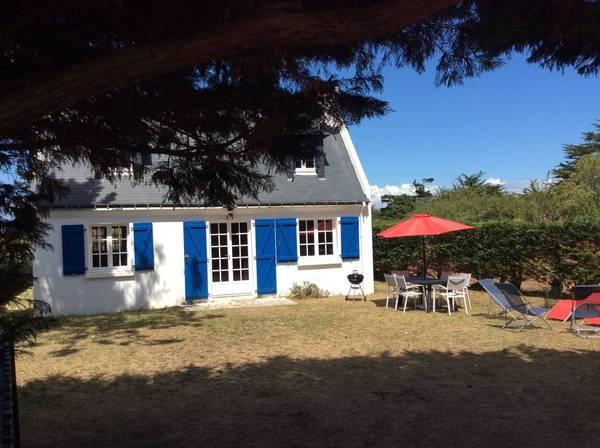 Maison Belle Ile En Mer Locmaria