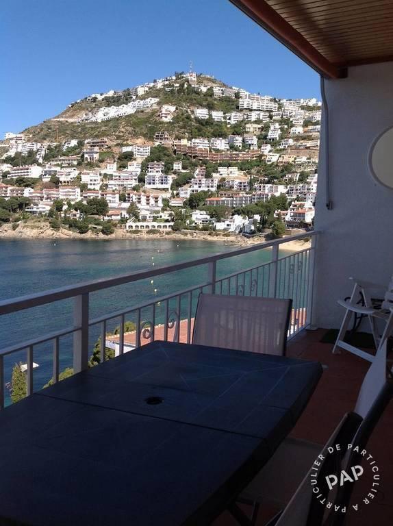 location appartement rosas 4 personnes d s 680 euros par. Black Bedroom Furniture Sets. Home Design Ideas