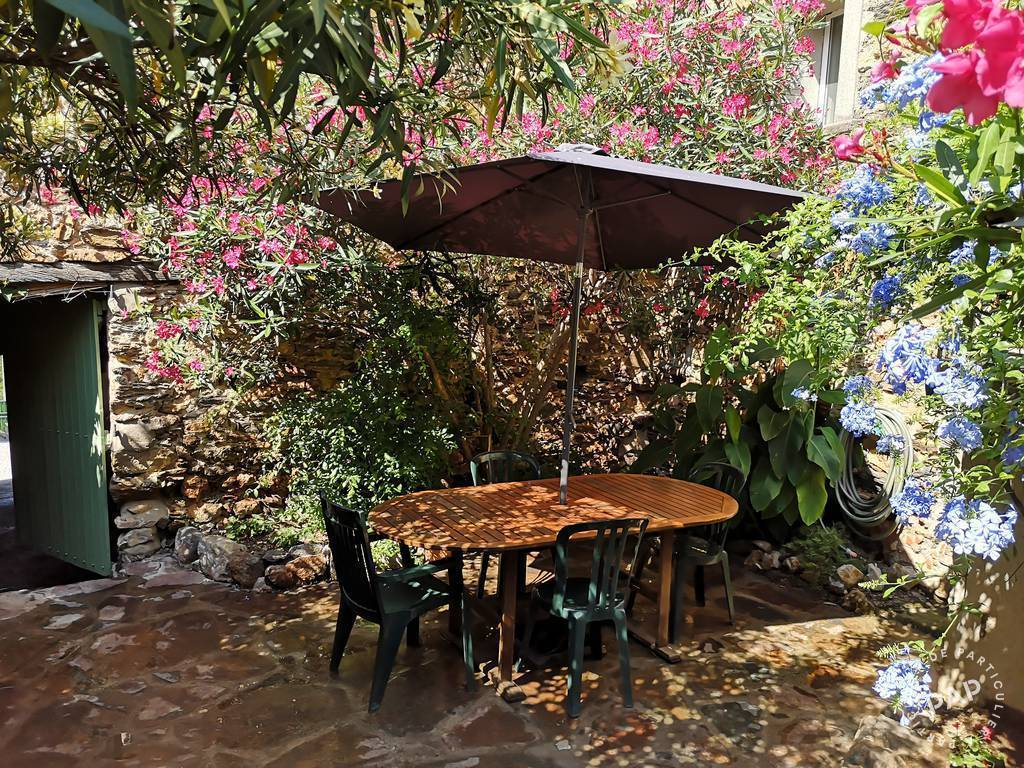immobilier  Llauro
