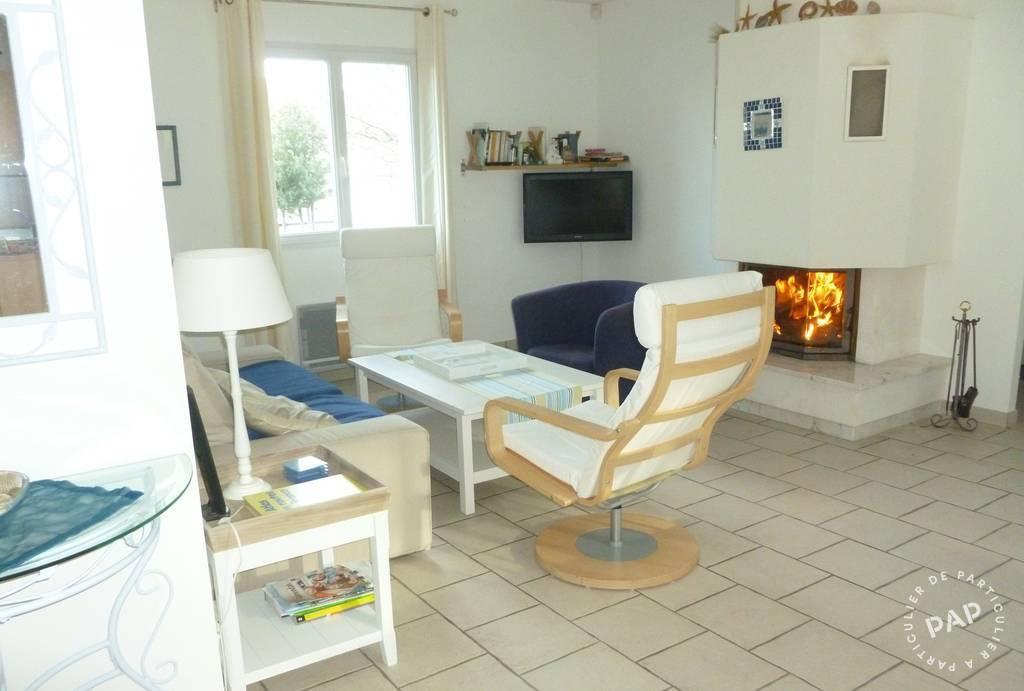 immobilier  Saint Vincent Sur Jard