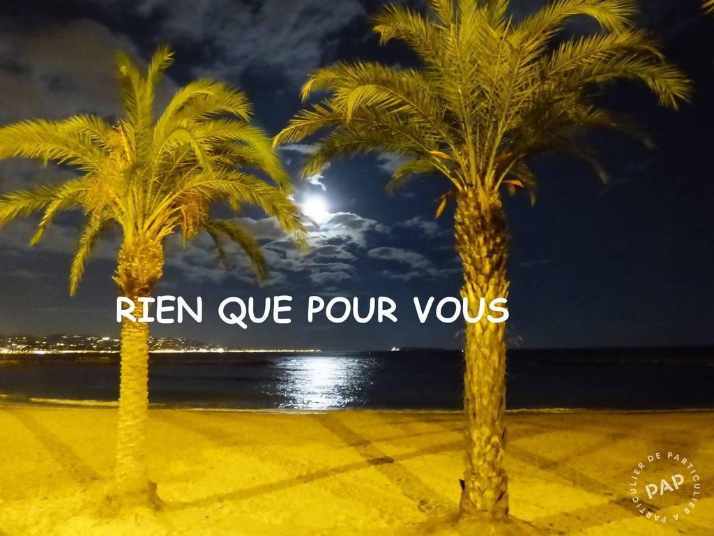 Cannes - dès 300euros par semaine - 4personnes