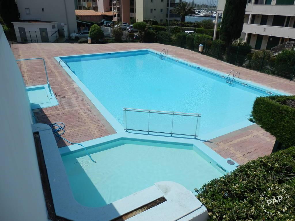 Cap Agde - dès 350 euros par semaine - 6 personnes