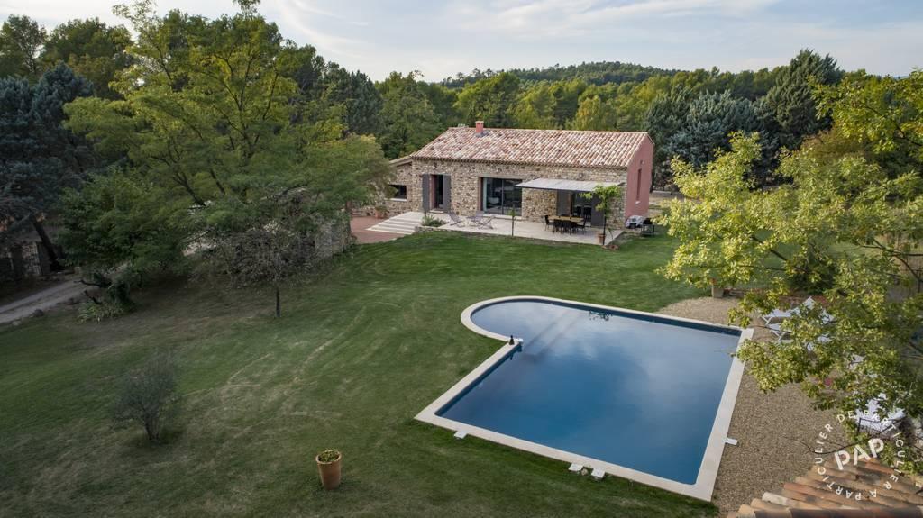 Roussillon - dès 1.200 euros par semaine - 7 personnes
