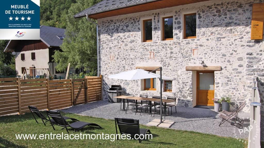 Annecy - Lac D'annecy Faverges - dès 553 euros par semaine - 5 personnes