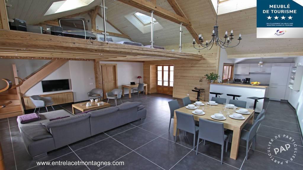 Annecy - Faverges Lac D'annecy - dès 652 euros par semaine - 8 personnes