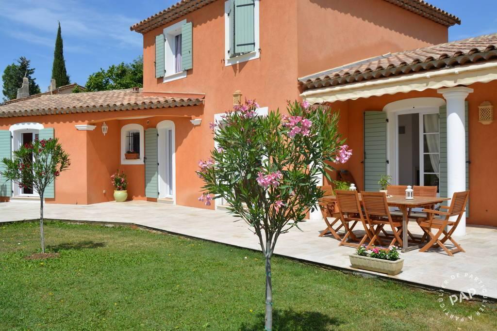 Montauroux - dès 2.000 euros par semaine - 9 personnes
