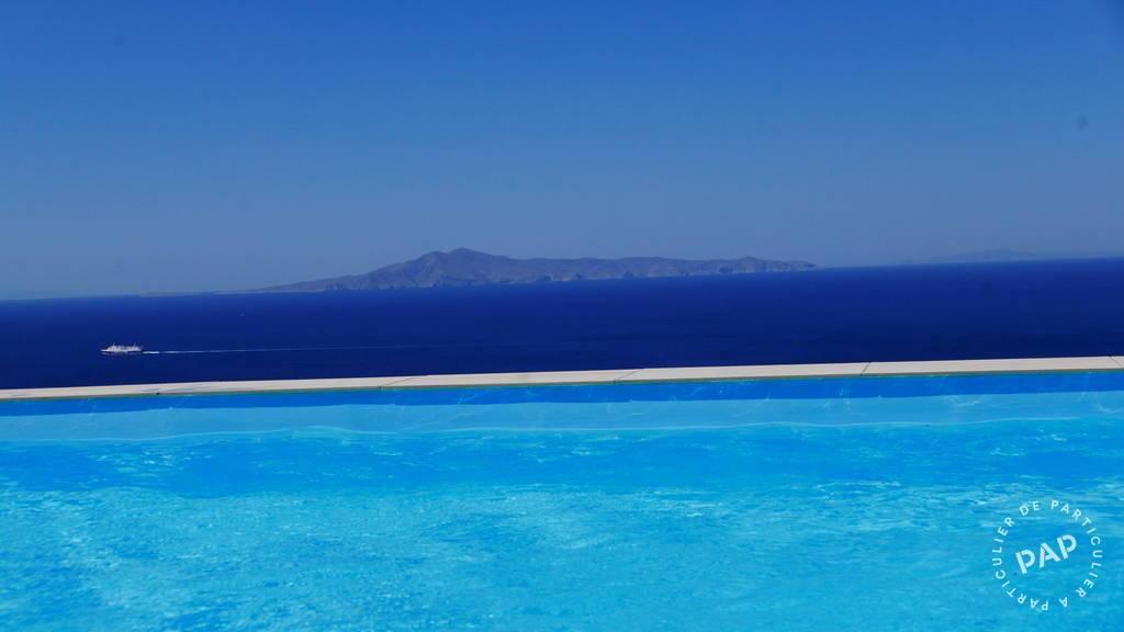 Andros Cyclades Grece - dès 770 euros par semaine - 12 personnes