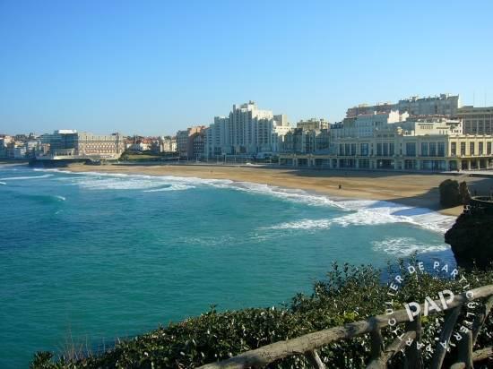 Biarritz - dès 530 euros par semaine - 4 personnes