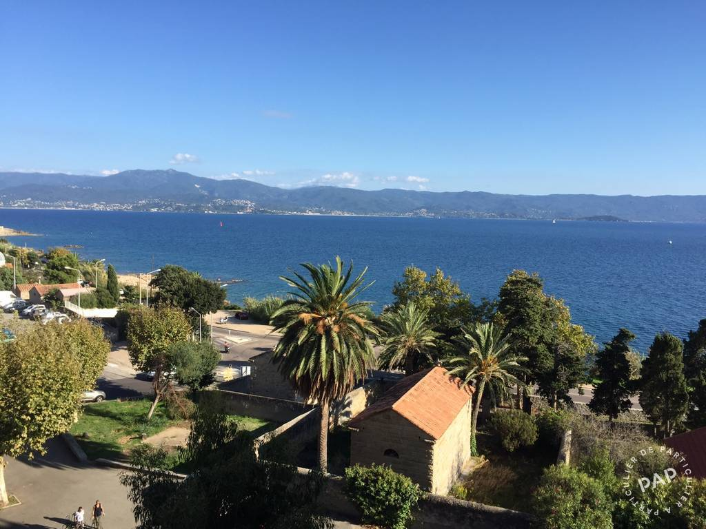 Ajaccio - dès 400euros par semaine - 4personnes