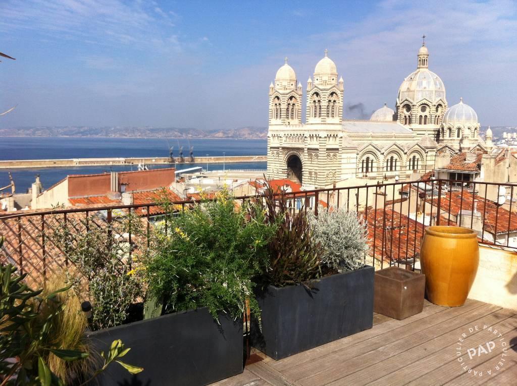 Loft Terrasse Vue Mer/Panier