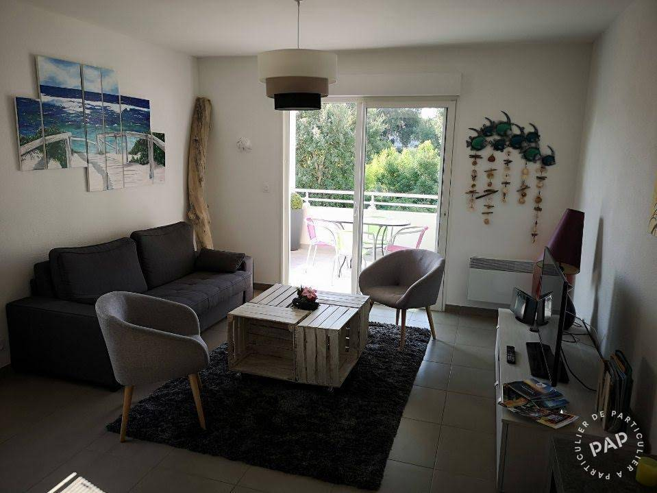 Appartement Moriani Plage