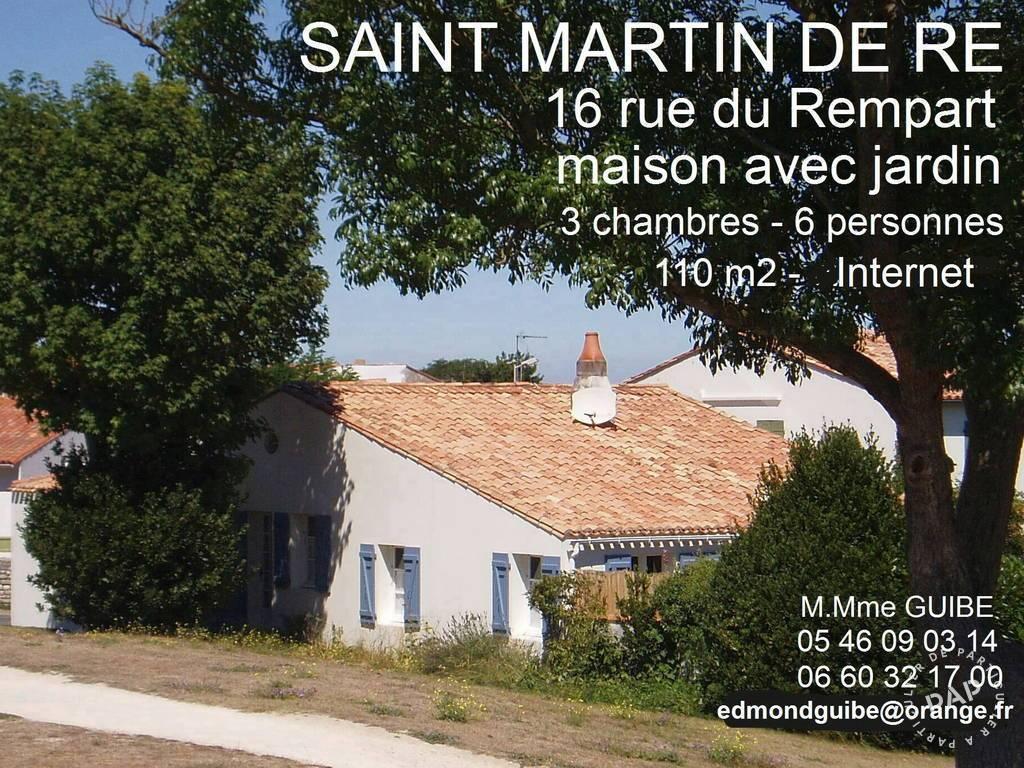 Maison Saint Martin De Re