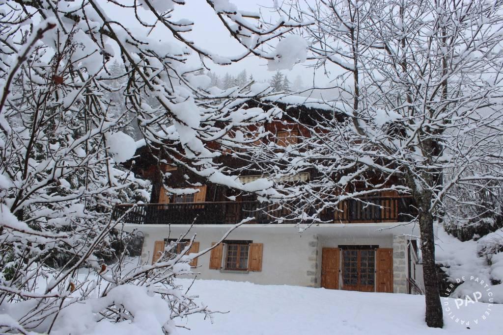 Immobilier Le Grand Bornand