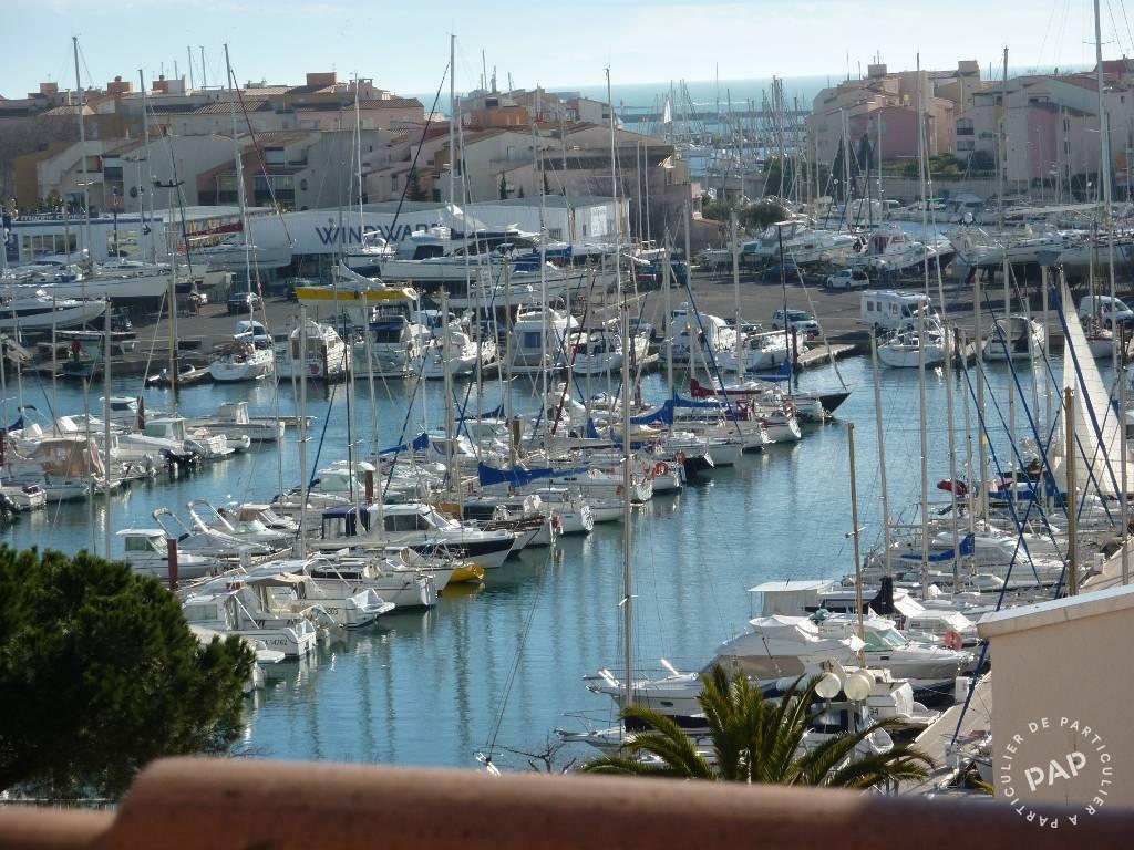 Cap D Agde - dès 250euros par semaine - 4personnes