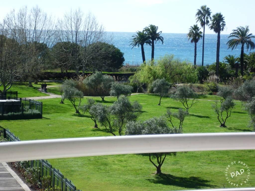 Juan Les Pins - Antibes - dès 490 euros par semaine - 4 personnes