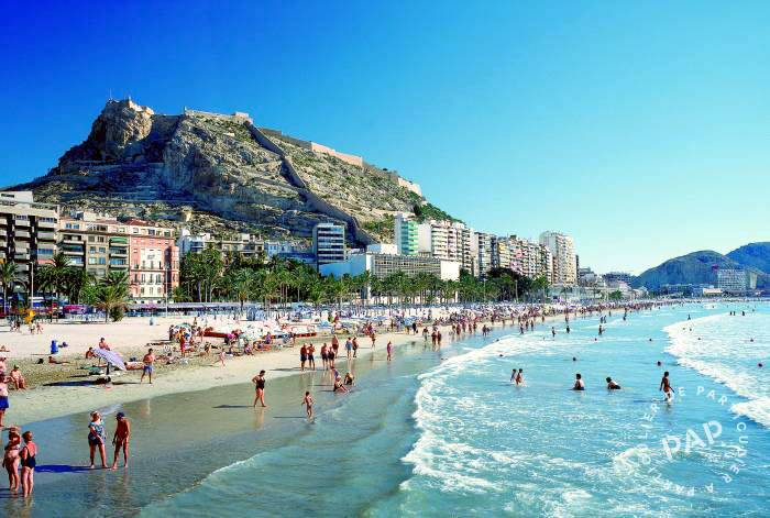 Alicante - dès 400euros par semaine - 6personnes