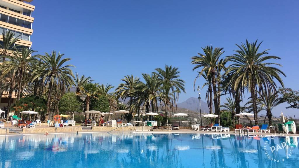 Iles Des Canaries Tenerife Sud - dès 490euros par semaine - 4personnes